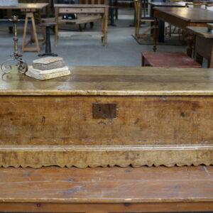 Antique-storage-chest